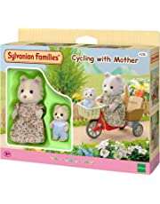 Sylvanian Families Cycling with Mother Ready to Play