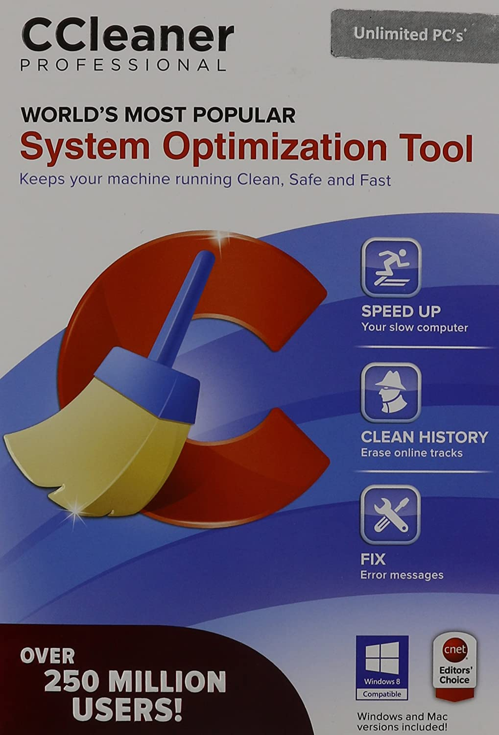 Amazon ccleaner professional system optimization tool unlimited amazon ccleaner professional system optimization tool unlimited home use ccuart Choice Image