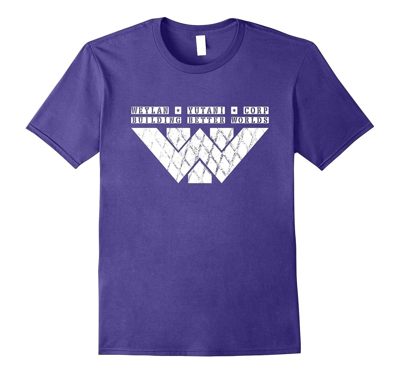 Weyland Yutani Corp Building Better Worlds T-shirt-T-Shirt