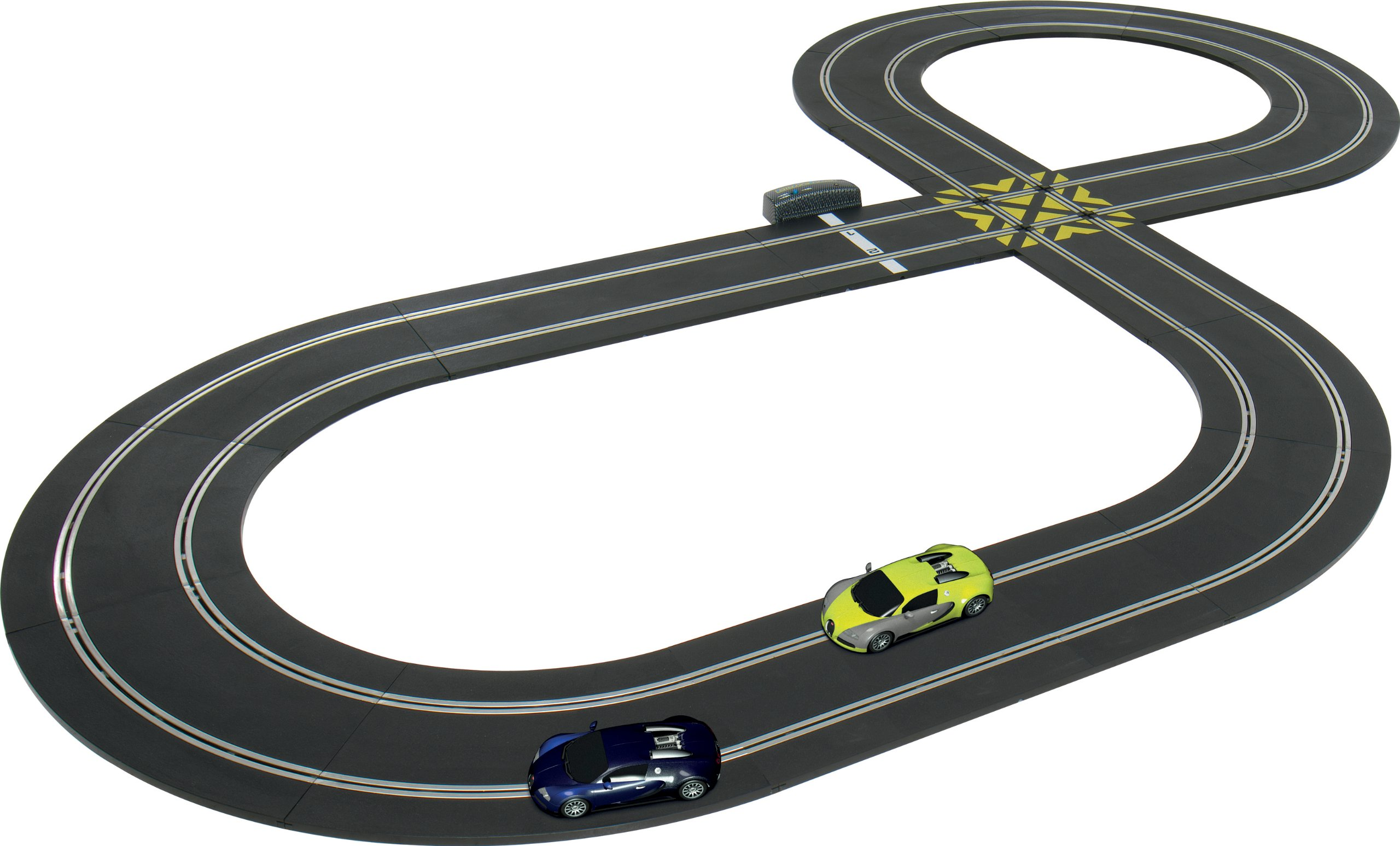 Scalextric 1:32 Supercar Race Set (C1297T) by Scalextric (Image #1)