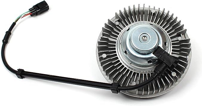 6.7L L6 DIESEL TURBO ENGINE COOLING FAN CLUTCH FOR 03-09 DODGE RAM 2500 3500 4500 5500 5.9L