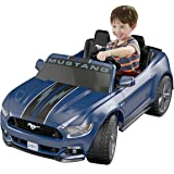 Power Wheels Smart Drive Ford Mustang, Blue
