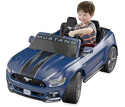 fc2bcbd2ca08f Amazon.com  Power Wheels Ford Mustang