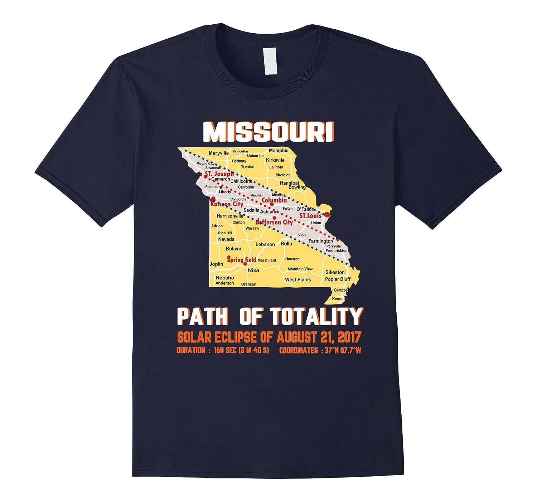 Solar Eclipse T Shirt PREMIUM MISSOURI PATH of TOTALITY-Loveshirt