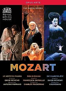 Mozart: Don Giovanni, Die Zauberflote & Le nozze di Figaro - Boxed Set