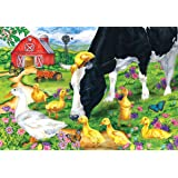 The Encounter 100 Piece Jigsaw Puzzle by SunsOut