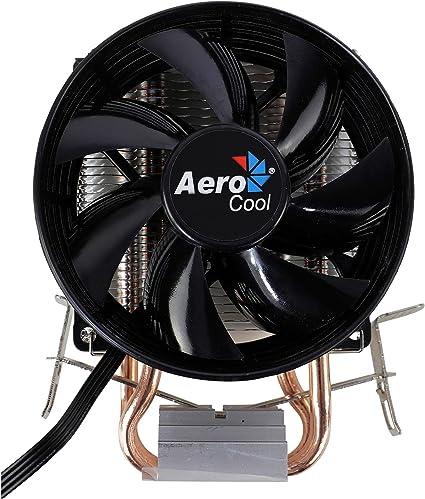 Aerocool VERKHO 2, disipador para PC ventilador 9 mm, HCTT, aletas ...