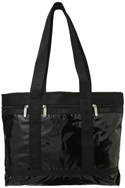 Classic Medium Travel Tote Tote Bag, EFFLORESCENT, One Size LeSportsac 7005