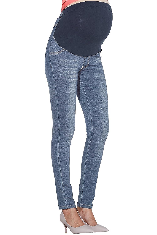 Sweet Mommy Maternity Slim Fit Stretch Jeans Pants Sweet Mommy Co. Ltd. sp5057