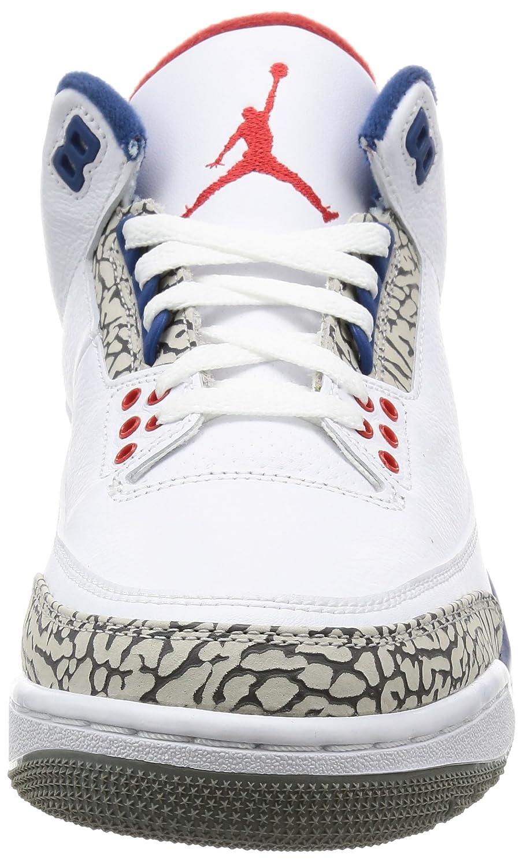 Nike Men s Air Jordan 3 Retro OG White – 10 D M US