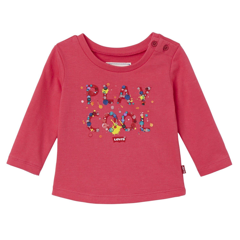Levi's LS tee Cool, Camiseta para Bebés Levi' s LS tee Cool NK10514