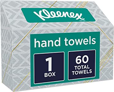 Kleenex Hand Towels, 60 ct