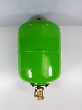 Berühmt Ausdehnungsgefäß Refix DD für Trinkwasser-, Druckerhöhungs- und GR96