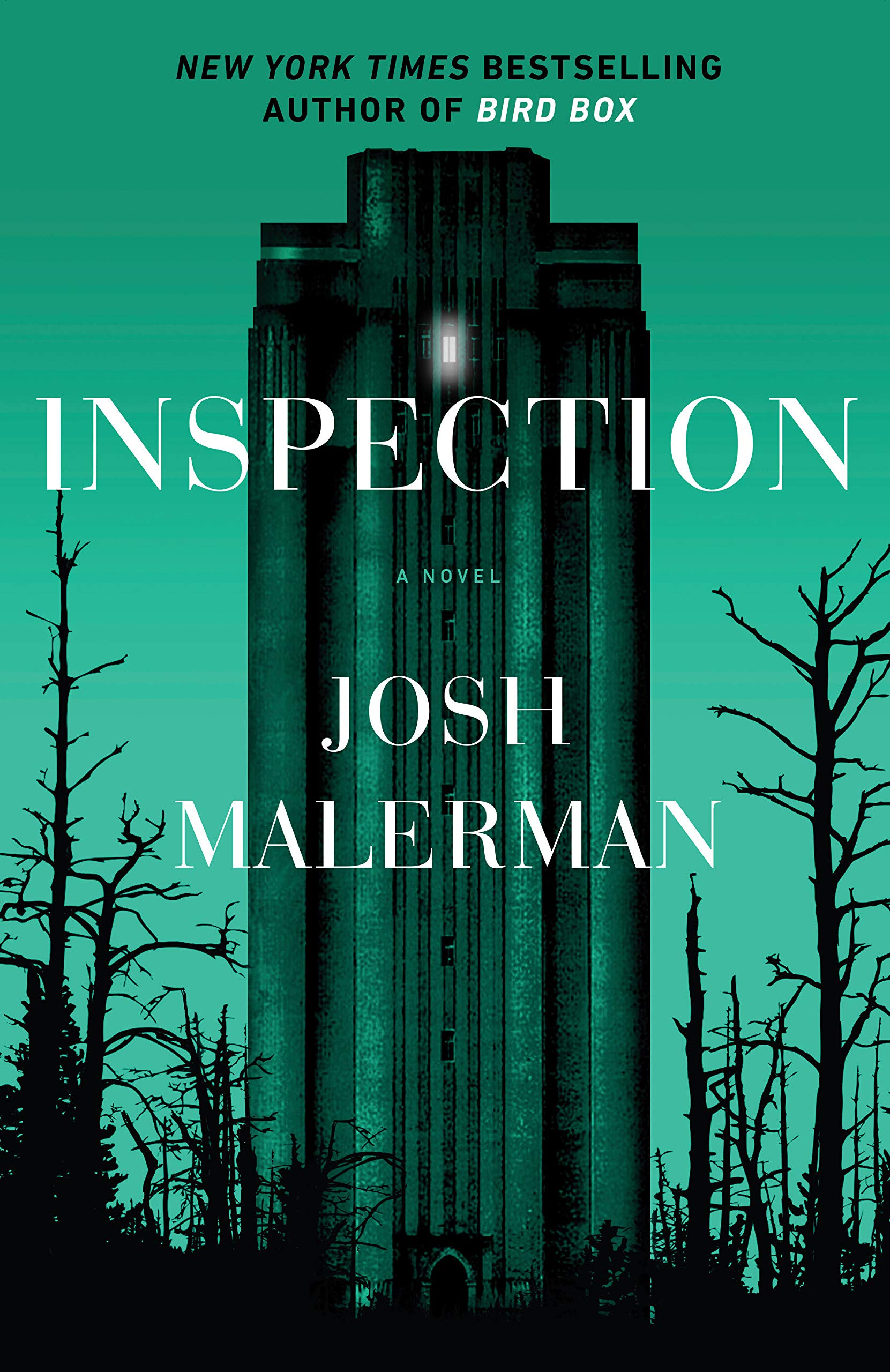 Inspection by Josh Malerman - Image from Amazon.com