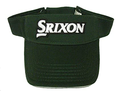 Amazon.com   Srixon Fashion Visor (Green) Golf Hat   Sports   Outdoors e4fda1f5a57