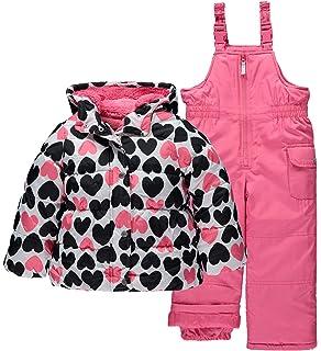 Amazon.com: Carters - Pantalones de esquí para niña: Clothing