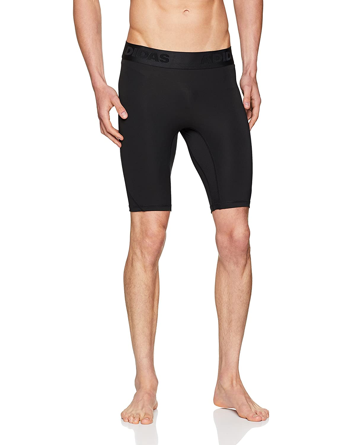 adidas Men's Cf7299 Alphaskin Sport Short Tights