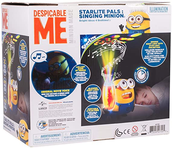 MINIONS- proyector, 1 (Toy Partner 40700): Amazon.es: Juguetes y ...
