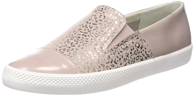 Geox D Giyo B, Zapatillas para Mujer 36 EU|Rosa (Antique Rose)