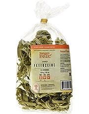 Nature's Farm Spinach Fettuccine Egg Pasta, 454 Grams
