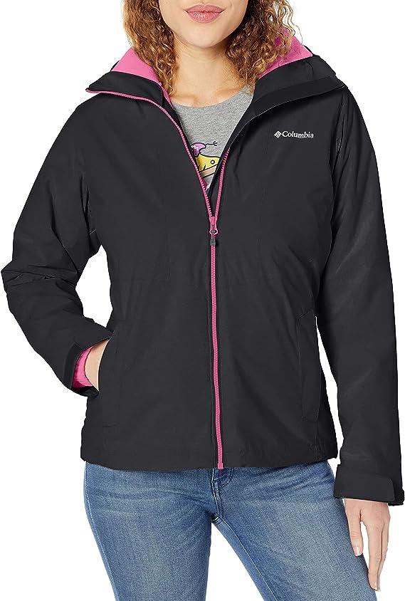 Columbia 哥伦比亚 Ruby River 三合一 女式冲锋衣 S码1.2折$27.48 海淘转运到手约¥283