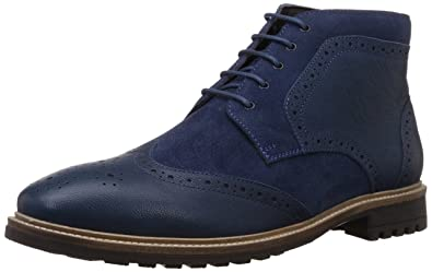 2e6ba8cd666a BATA Men s Dan Leather Boots  Buy Online at Low Prices in India ...