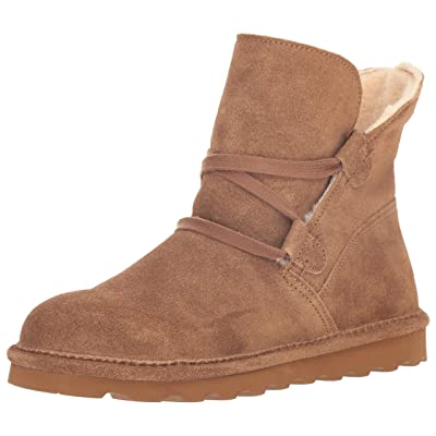 BEARPAW Women's Zora Fashion Boot | Ankle & Bootie