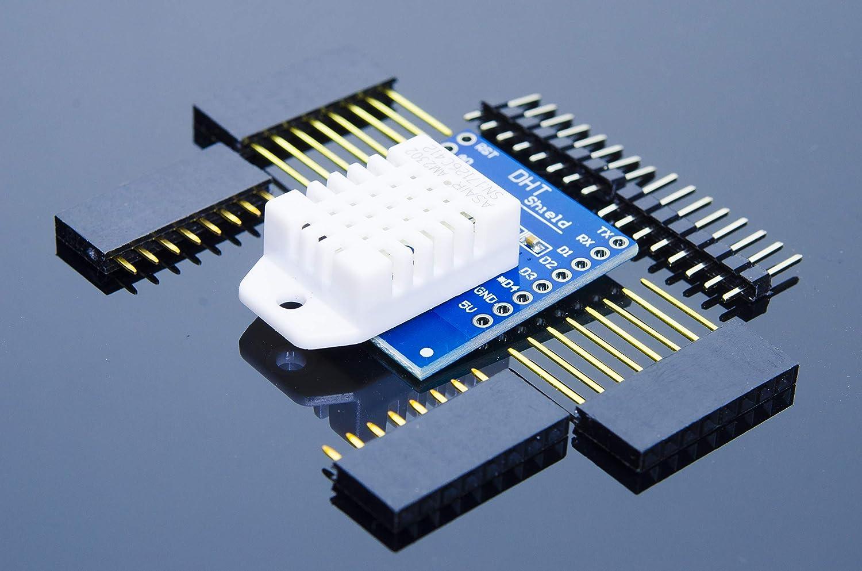 DHT11 Single Bus Digital Temperatur Humidity Sensor Für WeMos D1 Mini Modul