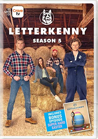 Amazon.com: Letterkenny: Complete Season 5 DVD: Movies & TV