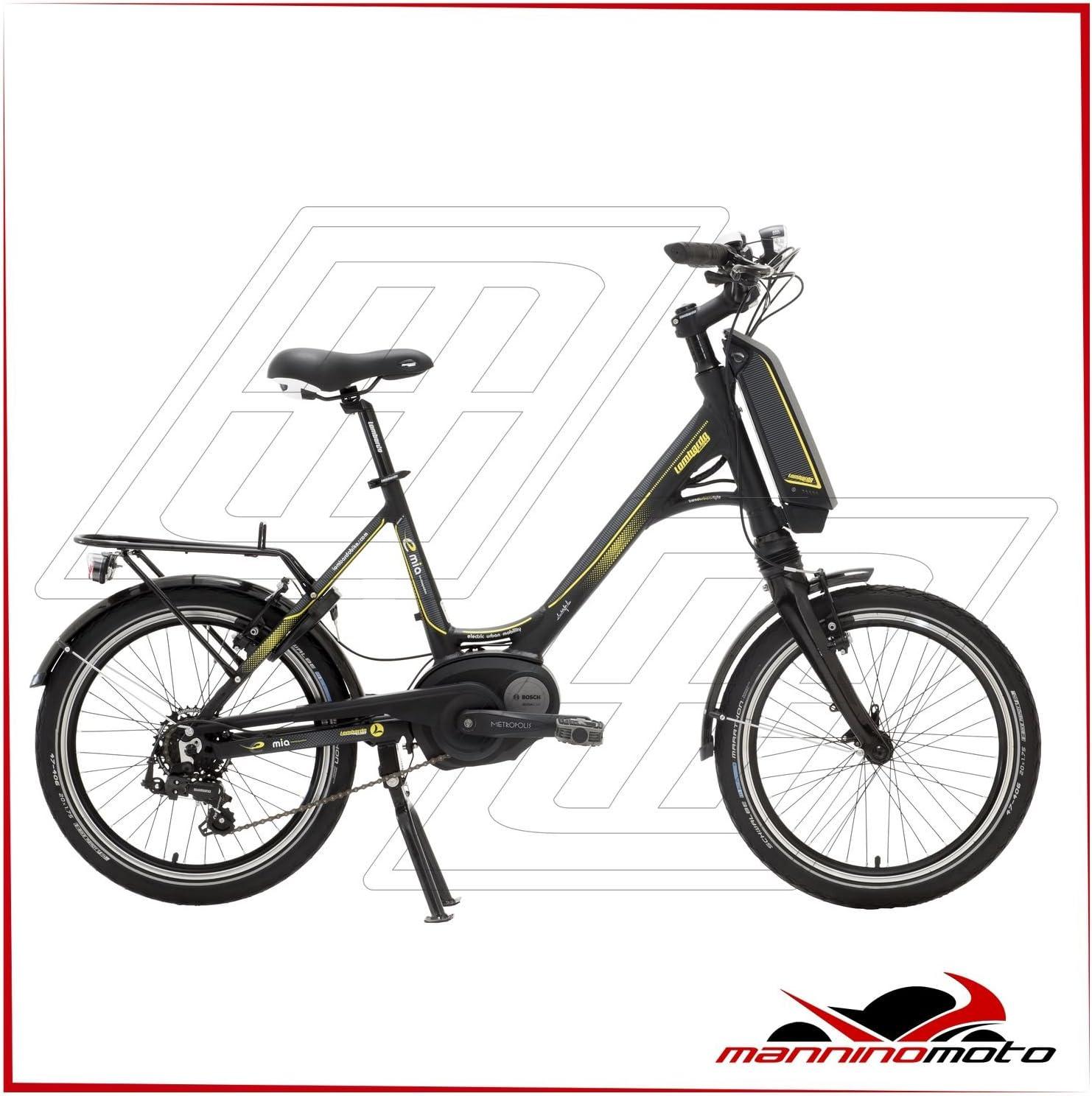 Bicicleta eléctrica Lombardo 20 e-mia Nexus Motor Bosch Active ...