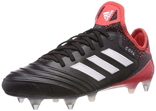 buy online 65988 c4f50 adidas Copa 18.1 SG Scarpe da Calcio Uomo, Nero Cblack Ftwwht Reacor,