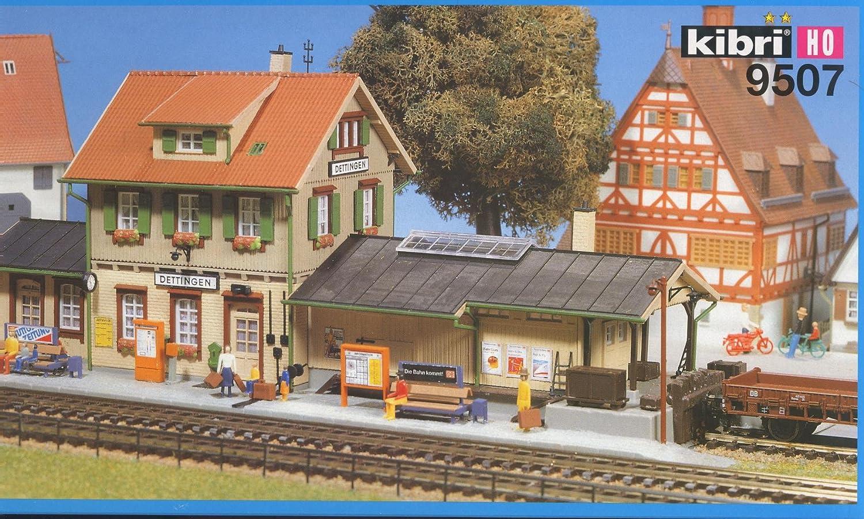 Kibri 9507 H0 Bahnhof
