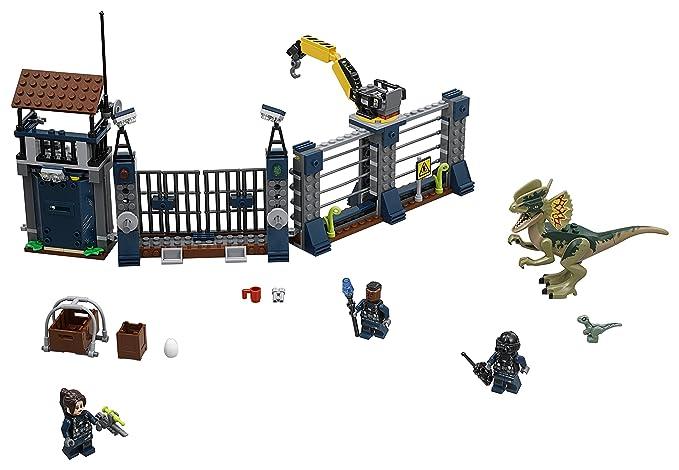 LEGO Jurassic World 75931 - Juguete: Amazon.es: Juguetes y juegos