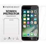 Highend berry iPhone7 フィルム アイフォン7 液晶 保護フィルム 防指紋 ハードコート フィルム 2枚組 高光沢