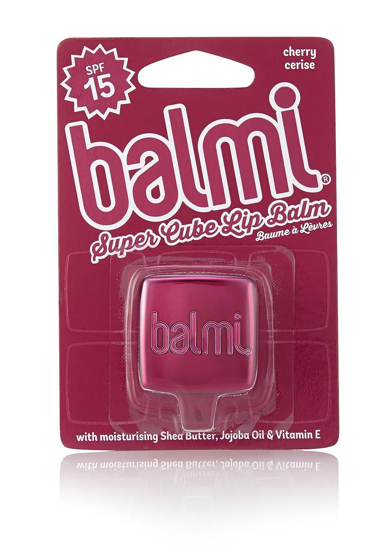 I Love... Balmi Cube SPF15 Moisturising Lip Balm Cherry Flavour