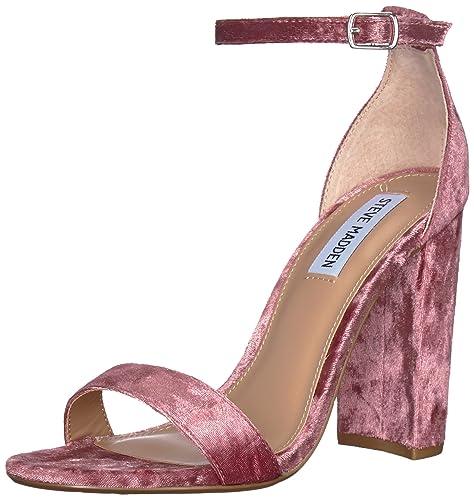 Steve Madden Carrson - Sandalias de Vestir para Mujer  Amazon.es  Zapatos y  complementos 47fb0df76fea