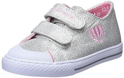 Pablosky Mädchen 947550 Sneakers, Silber (Plateado 947550), 25 EU