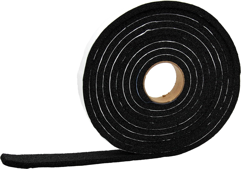 5//16 x 1 x 50 AP Products 018-516150 Vinyl Foam Tape
