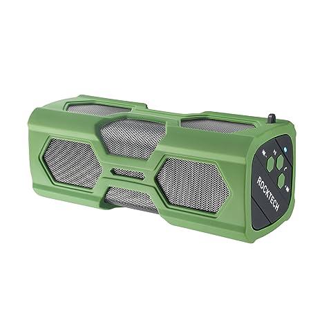 Review ROCKTECH Bluetooth Speaker,Sport Portable