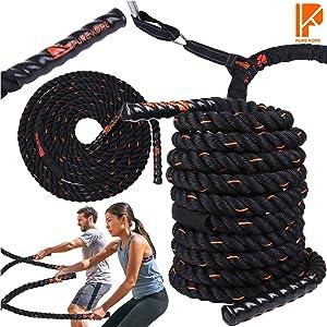 Pure Kore Battle Rope