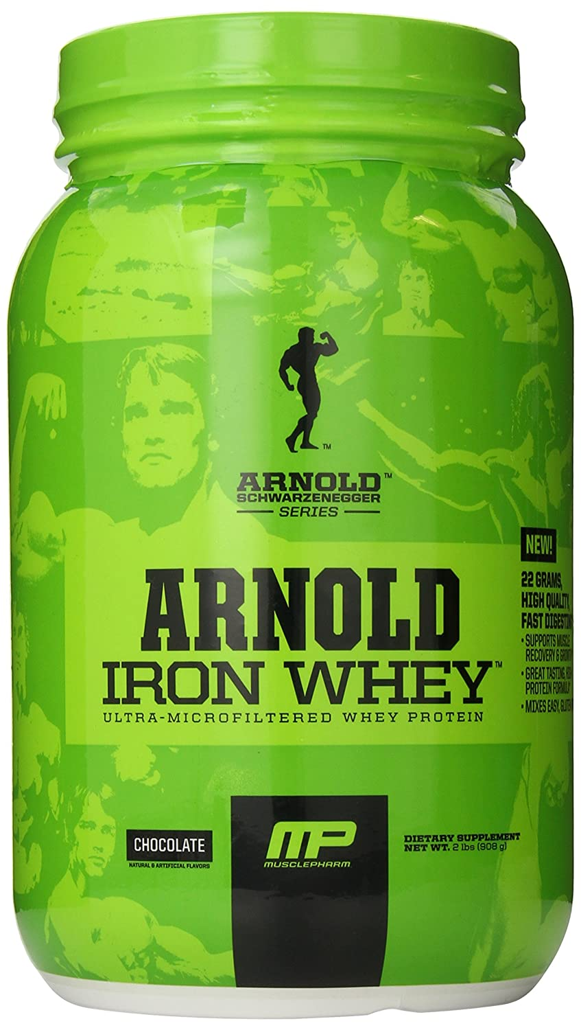 Arnold Series Iron Whey 2 lb (907g)