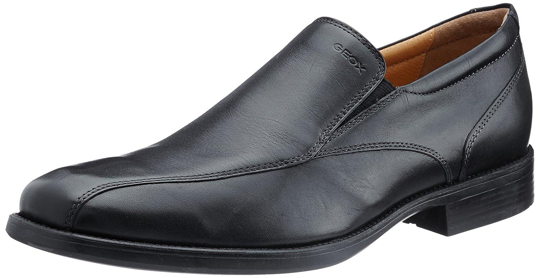 Geox U Federico Q, Zapatos de Cordones Oxford para Hombre