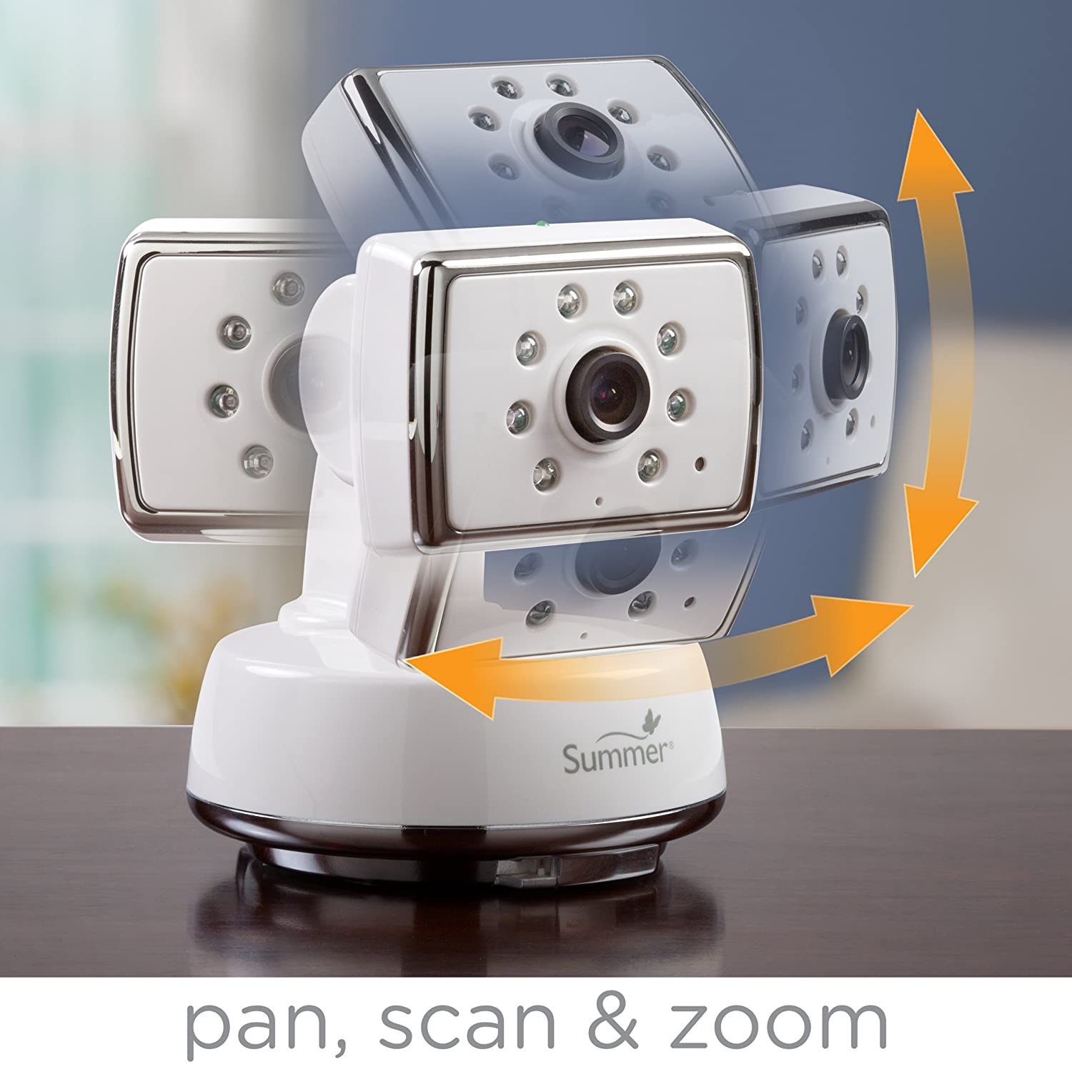 Summer Dual View Extra Video Camera Baby Monitor Model 28980