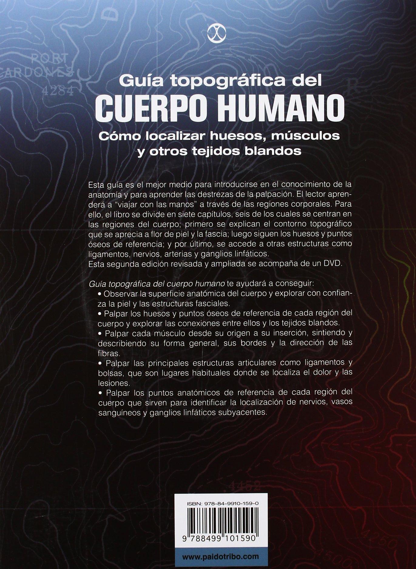 Guía Topográfica Del Cuerpo Humano (Medicina): Amazon.es: Andrew ...