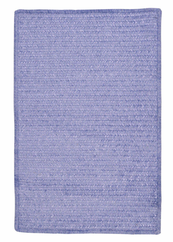 Ambiant Amethyst Chair Pad M901 Kids / Teen Purple 15''X15'' (SET 4) - Area Rug