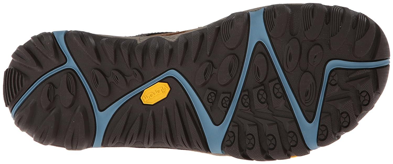 Merrell Women's All Out Blaze Sieve Water Shoe B00KZITQPW 8.5 B(M) US|Brown Sugar/Blue Heaven