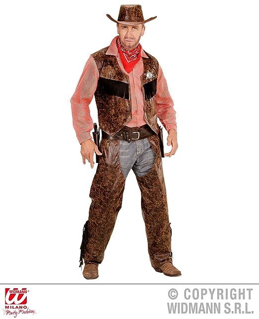 Cowboy mantel schwarz