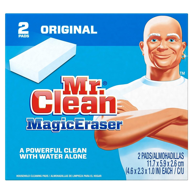 Mr Clean Erase and Renew Magic Eraser, Original, 2 Count Mr. Clean 43515