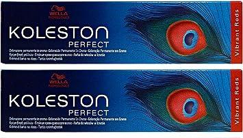 Wella Koleston Perfect 66/44 - Tinte de coloración, 60 ml, 2 ...