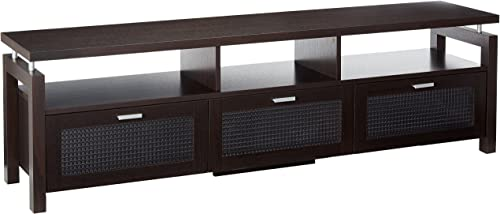 24 7 Shop at Home Tali TV Console, Espresso